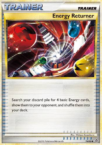Energy Returner (#74/96)