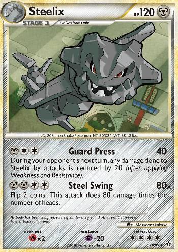 Steelix (#24/96)
