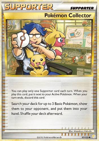 Pokémon Collector (#97/124)