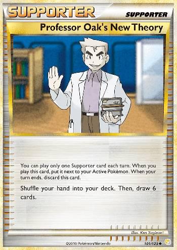 Professor Oak's New Theory (#101/124)