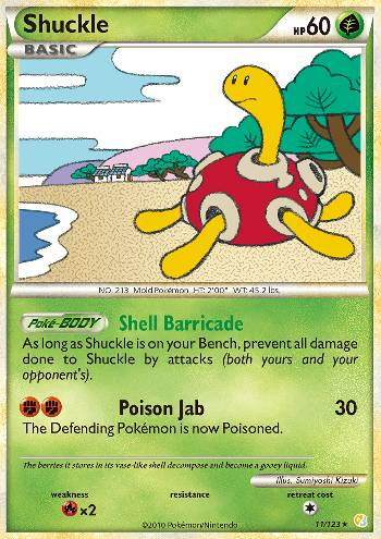 Shuckle (#11/124)