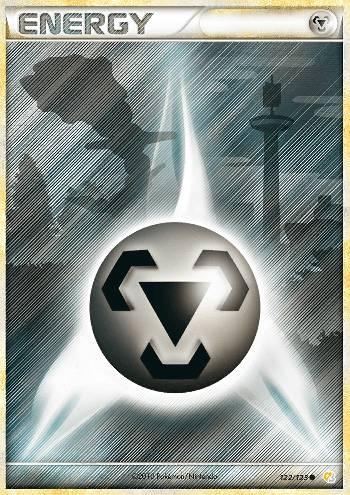 Metal Energy (#122/124)