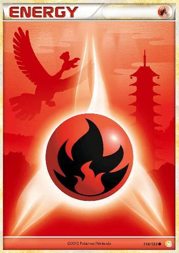 Fire Energy (#116/124)