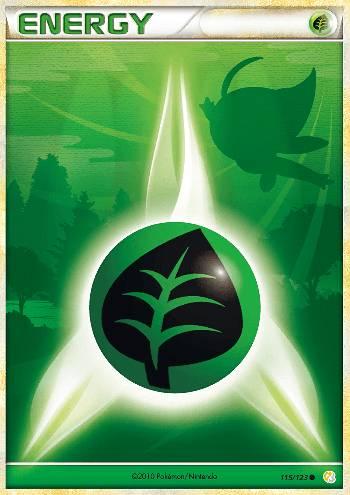 Grass Energy (#115/124)