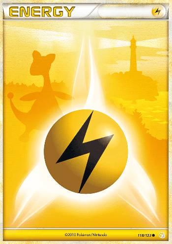 Lightning Energy (#118/124)