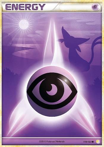 Psychic Energy (#119/124)