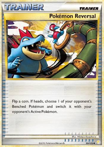 Pokémon Reversal (#99/124)