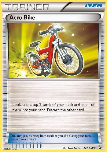 Acro Bike (#122/160)