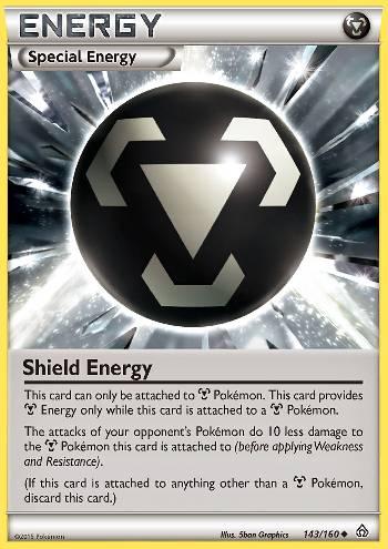 Shield Energy (#143/160)