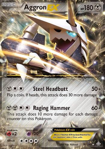 Aggron-EX (#93/160)