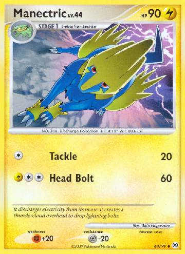 Manectric (#44/111)