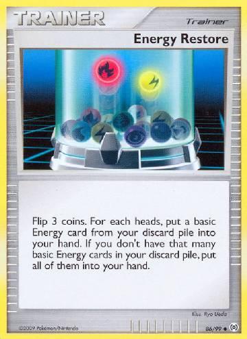 Energy Restore (#86/111)