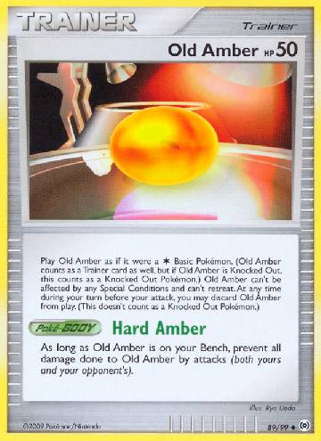 Old Amber (#89/111)