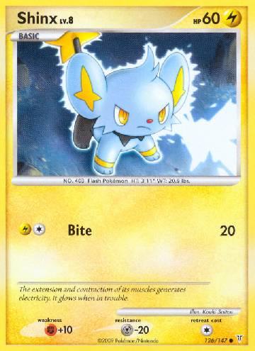 Shinx (#126/153)