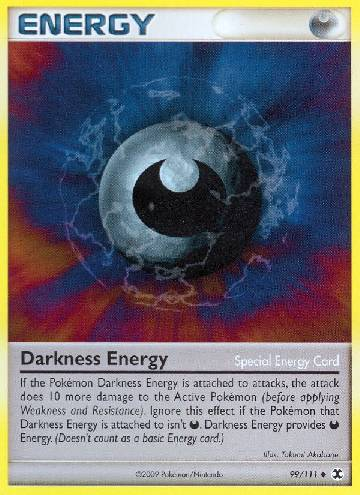 Darkness Energy (#99/120)