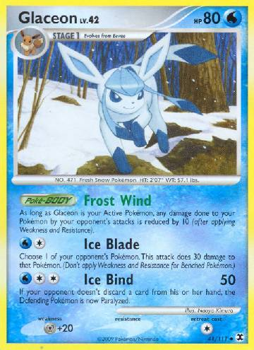 Glaceon (#41/120)