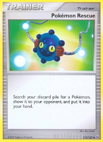 Pokémon Rescue (#115/133)