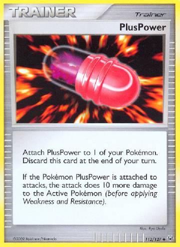 PlusPower (#112/133)