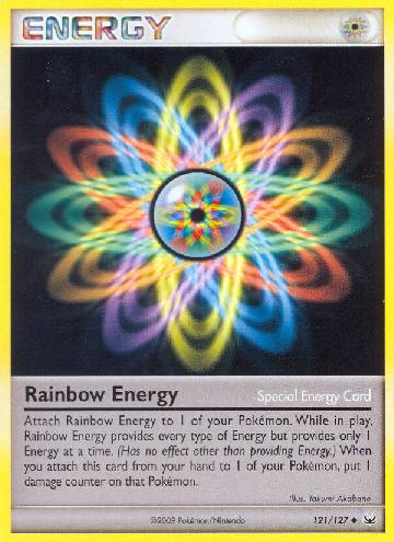Rainbow Energy (#121/133)