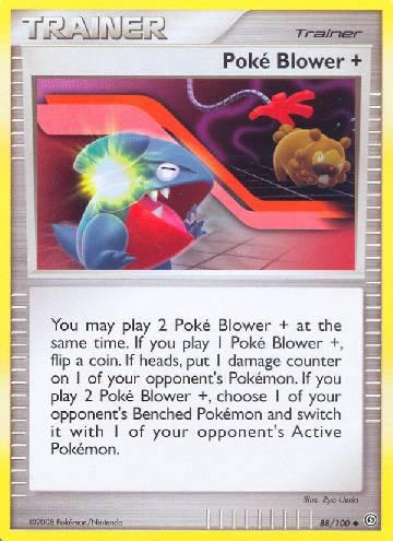 Poké Blower + (#88/106)