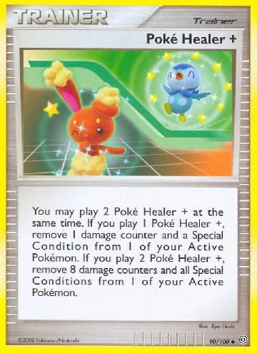 Poké Healer + (#90/106)
