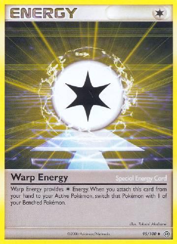 Warp Energy (#95/106)