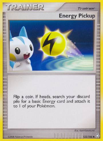 Energy Pickup (#132/146)