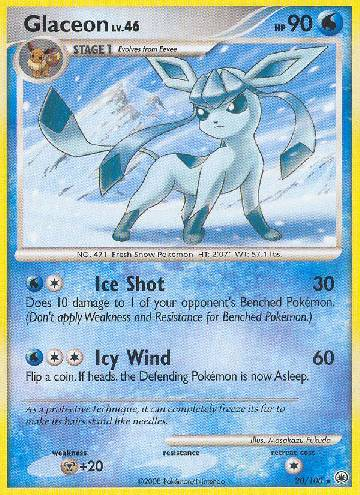 Glaceon (#20/100)