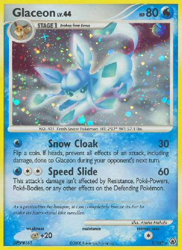 Glaceon (#5/100)