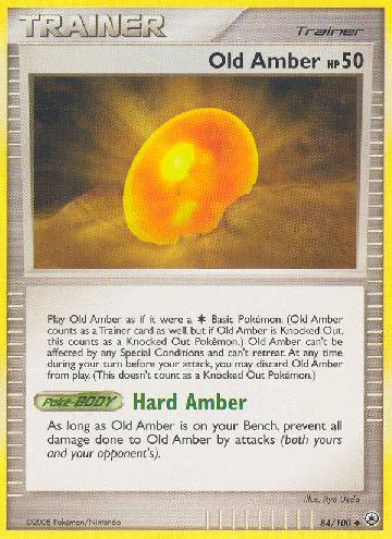 Old Amber (#84/100)