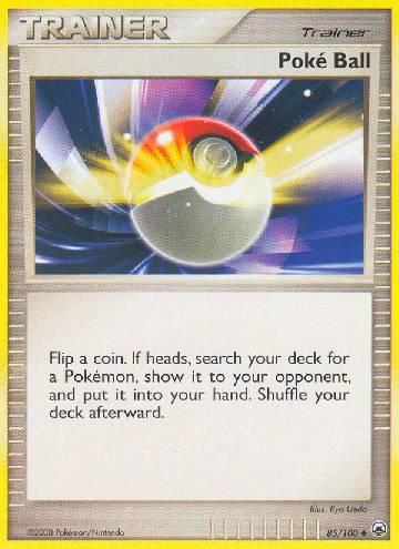 Poké Ball (#85/100)