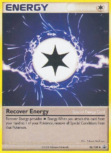 Recover Energy (#96/100)