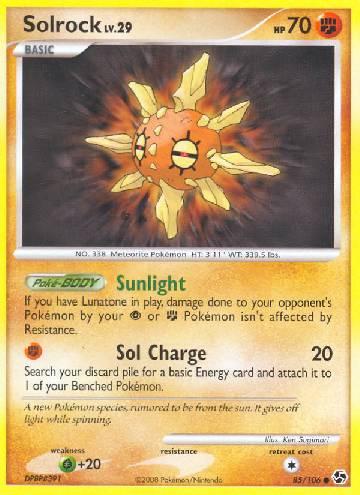 Solrock (#85/106)