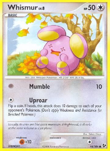 Whismur (#94/106)
