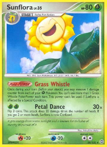Sunflora (#38/132)
