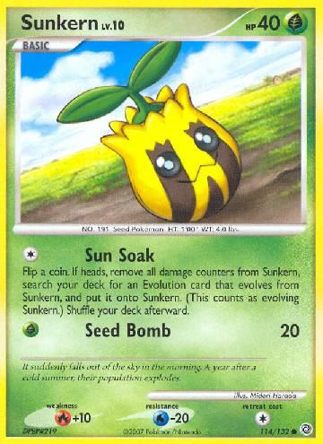 Sunkern (#114/132)