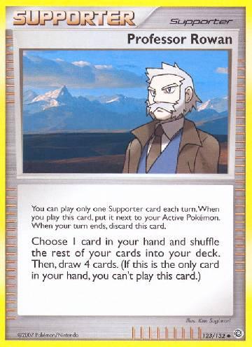 Professor Rowan (#123/132)