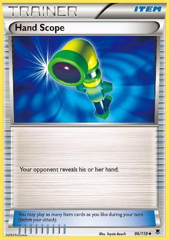 Hand Scope (#96/119)