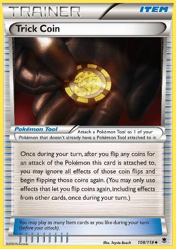 Trick Coin (#108/119)