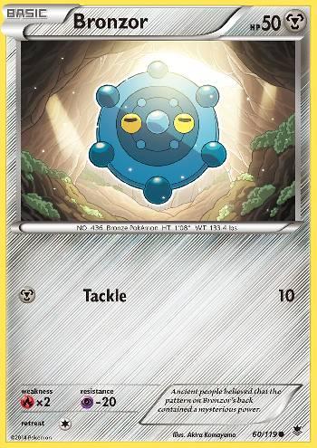 Bronzor (#60/119)