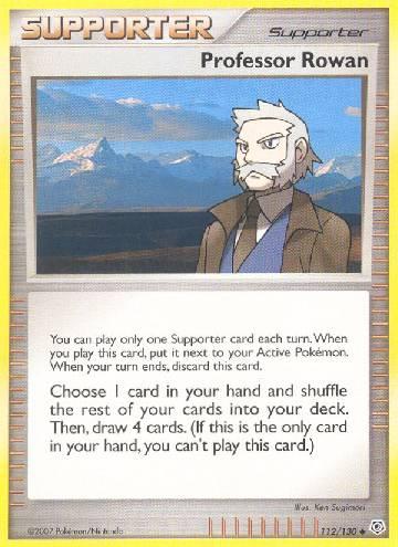 Professor Rowan (#112/130)