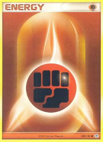 Fighting Energy (#128/130)