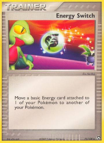 Energy Switch (#75/108)