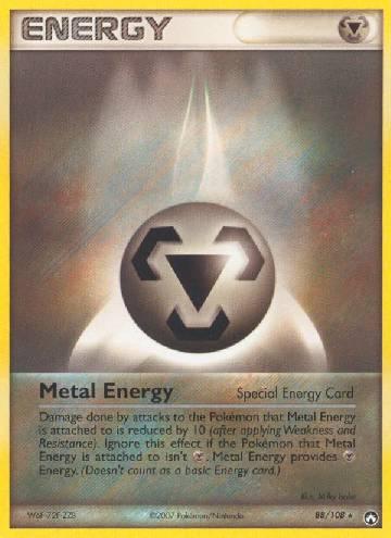Metal Energy (#88/108)