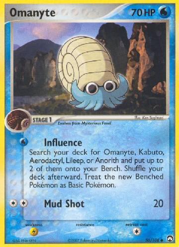Omanyte (#56/108)