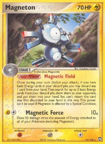 Magneton (#16/108)