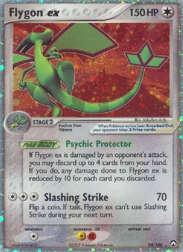 Flygon ex (#94/108)