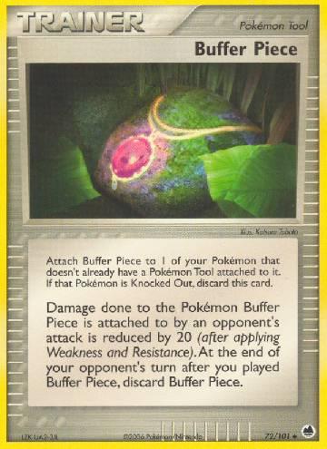 Buffer Piece (#72/101)