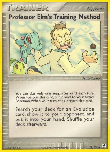 Professor Elm's Training Method (#79/101)