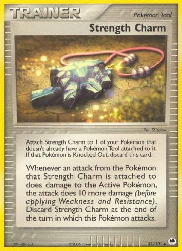 Strength Charm (#81/101)